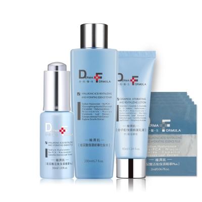 DF美肌醫生-極潤保濕修護超值8件組