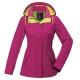 【ATUNAS 歐都納】女款防水透氣GORE-TEX風衣外套A-G1718W桃紅 product thumbnail 1