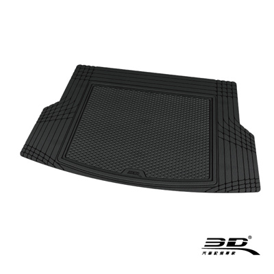 3D神爪DIY可裁式-後行李箱墊M