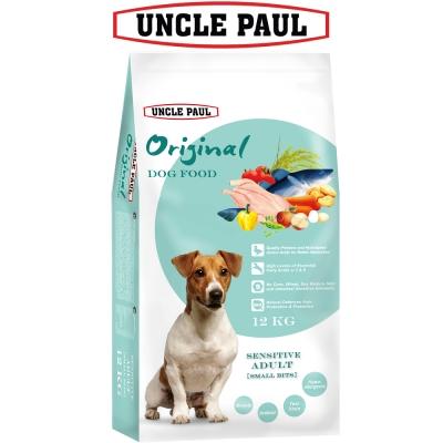 UNCLE PAUL 保羅叔叔田園生機狗食 12kg 低敏成犬 小顆粒