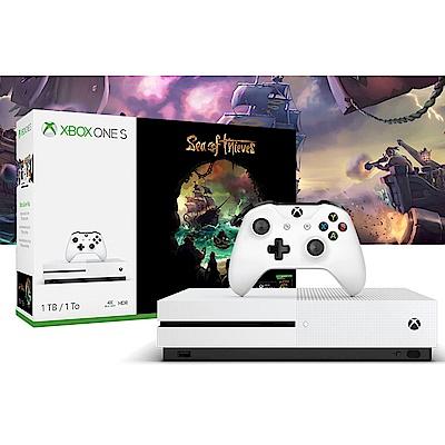 Xbox One S 1TB盜賊之海同捆組