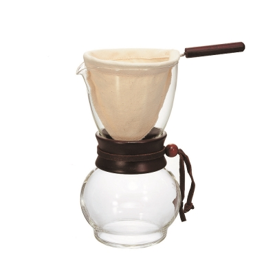 HARIO-濾布手沖咖啡壺480ml 3~4杯 / DPW-3