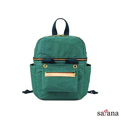 satana -Soldier 豐富日常可拆式後背包 - 常春藤