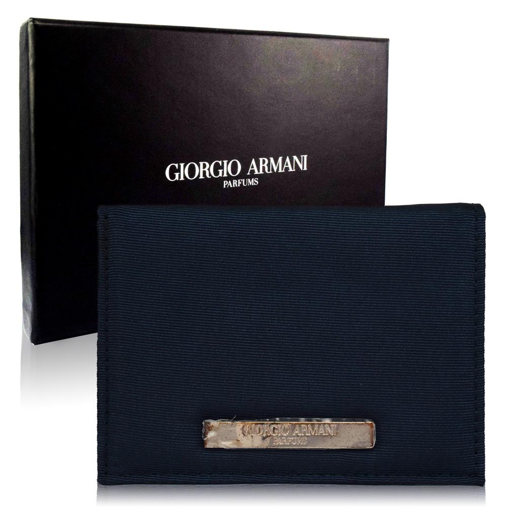 GIORGIO ARMANI(GA) 名片鏡夾 NG品
