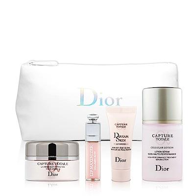 Dior迪奧 逆時完美保養五件組