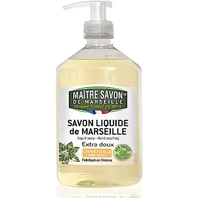 法國玫翠思 馬賽液體皂500ML 忍冬