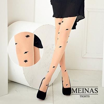 美娜斯 楓葉絲襪/褲襪(#516)