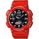 CASIO卡西歐 太陽能電力雙顯錶(AQ-S810WC-4A)-紅/52.2mm product thumbnail 1