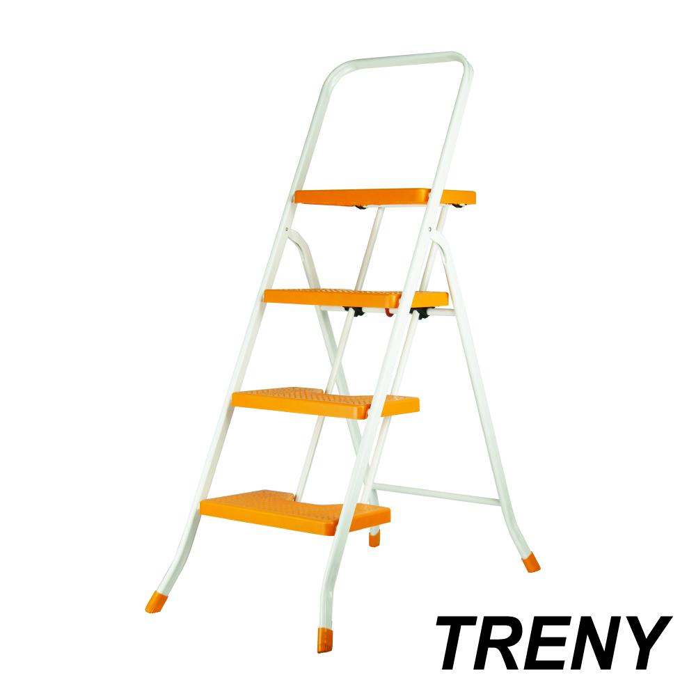 TRENY 台製橘色四階扶手梯