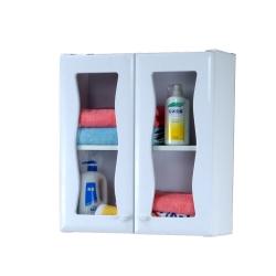 愛樂美 海彎型浴櫃