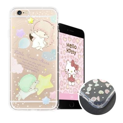 雙子星 iPhone 6s 4.7吋 氣墊空壓殼(流星)