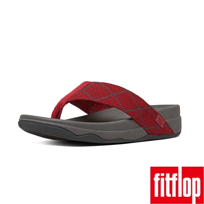 FitFlop TM-SURFER DYNO TM-深灰/經典紅