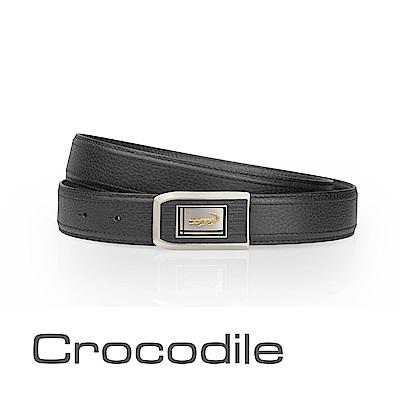 Crocodile 紳士皮帶 0101-7019