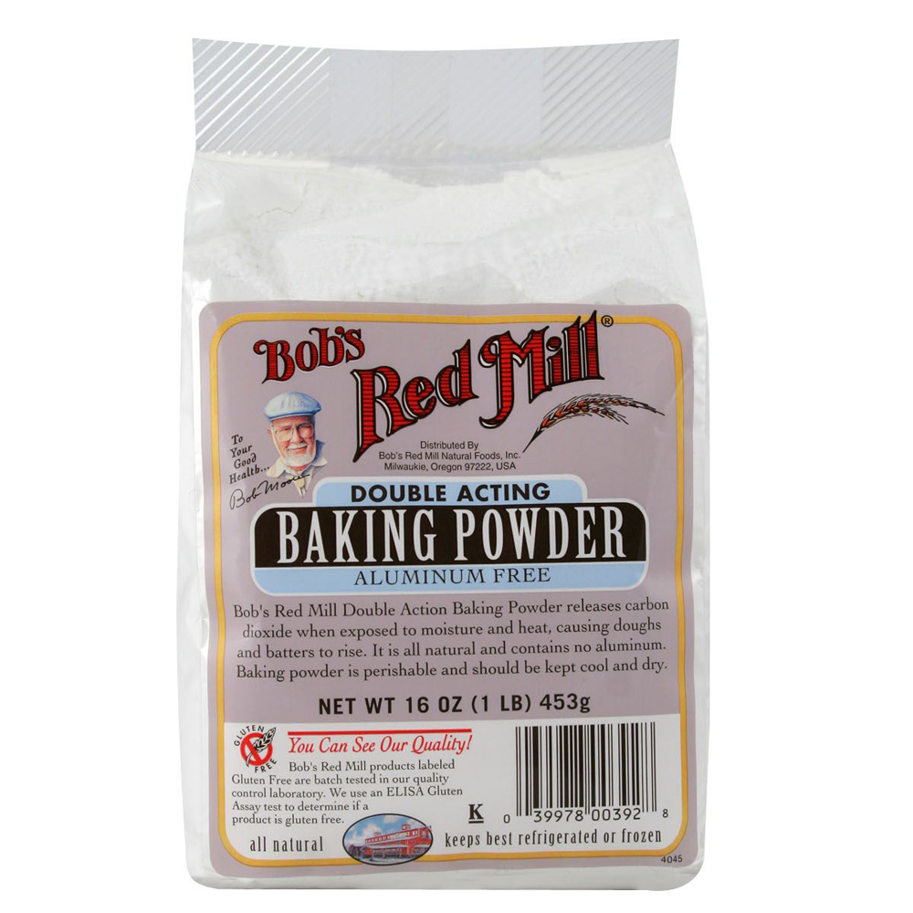 美國Bob s red mill 發粉-不含鋁-無麩質(453g)