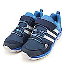 24H-ADIDAS-中童登山鞋CM7654-藍