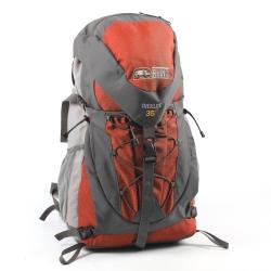 犀牛 RHINO TrekLite 35公升中型超輕透氣背包-橘