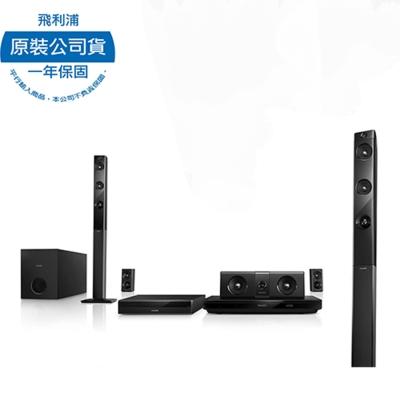 PHILIPS飛利浦-智慧3D藍光-5-1聲道家庭劇院-HTB3550