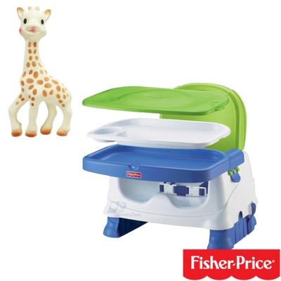 費雪牌-Fisher-Price寶寶小餐椅-Vul
