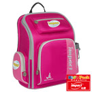 IMPACT-怡寶標準型舒適護脊書包-粉紅IM0050APK