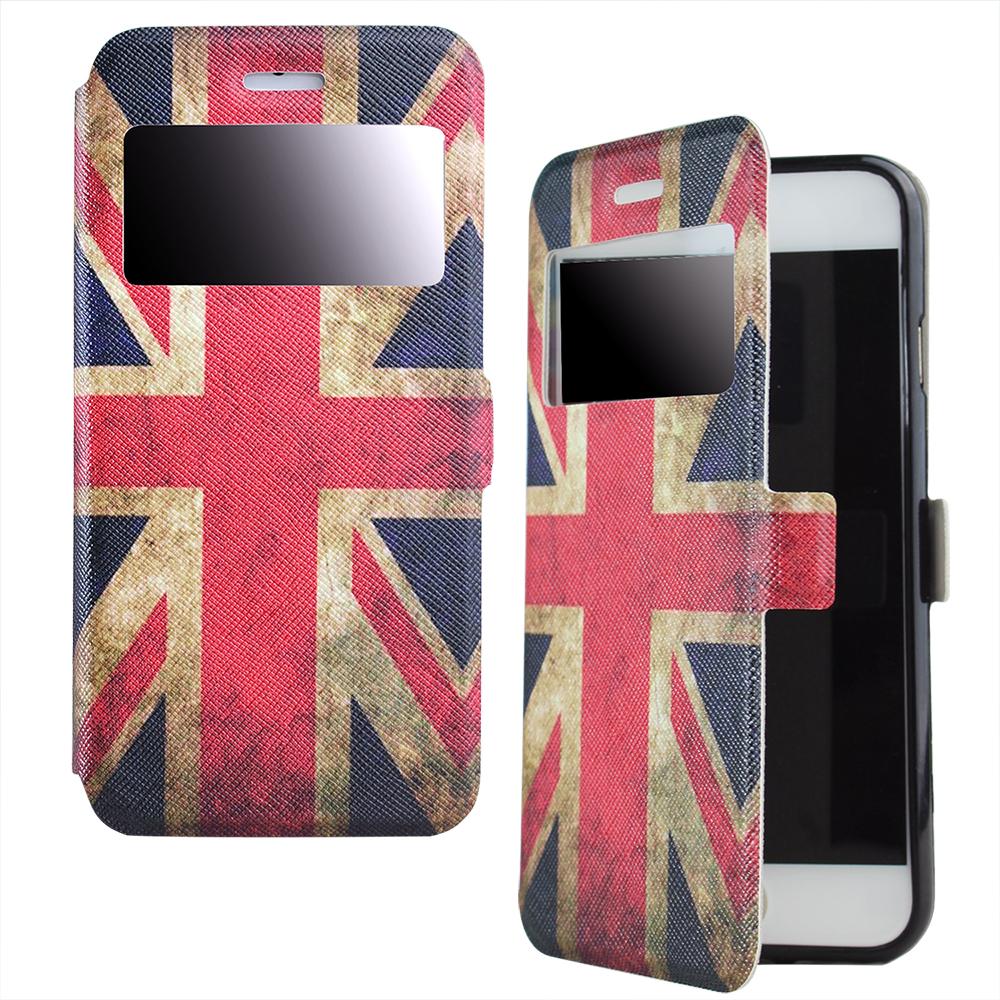 iStyle iphone 6 /6s 英國開窗皮套