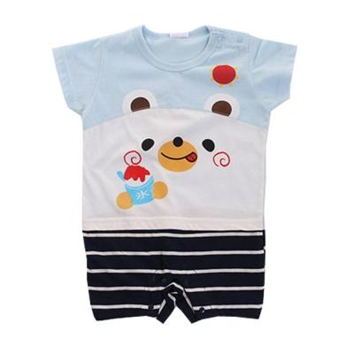 寶寶短袖連身衣 k50155