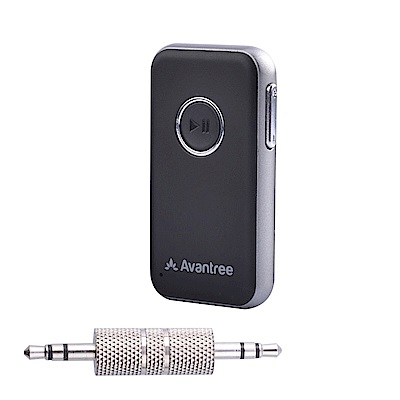 Avantree CK 121  一對二多功能藍牙音樂接收器(含 3 . 5 mm轉接頭)