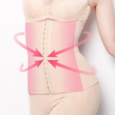 可蘭霓台灣製 麻辣腰線重機能M-EQ腰夾 春漾膚