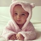 Carters 美國 粉紅毛絨熊熊外套