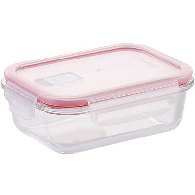 TESCOMA Fresh耐熱玻璃保鮮盒(0.6L)