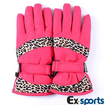 Ex-sports 防水保暖手套 超輕量多功能(女款-7360)