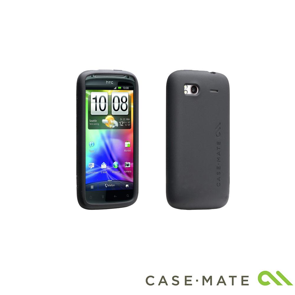 Case-Mate HTC Sensation 專用矽膠保護套