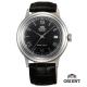 ORIENT 東方錶 DATE Ⅱ 機械錶-黑面銀框/40.5mm product thumbnail 1
