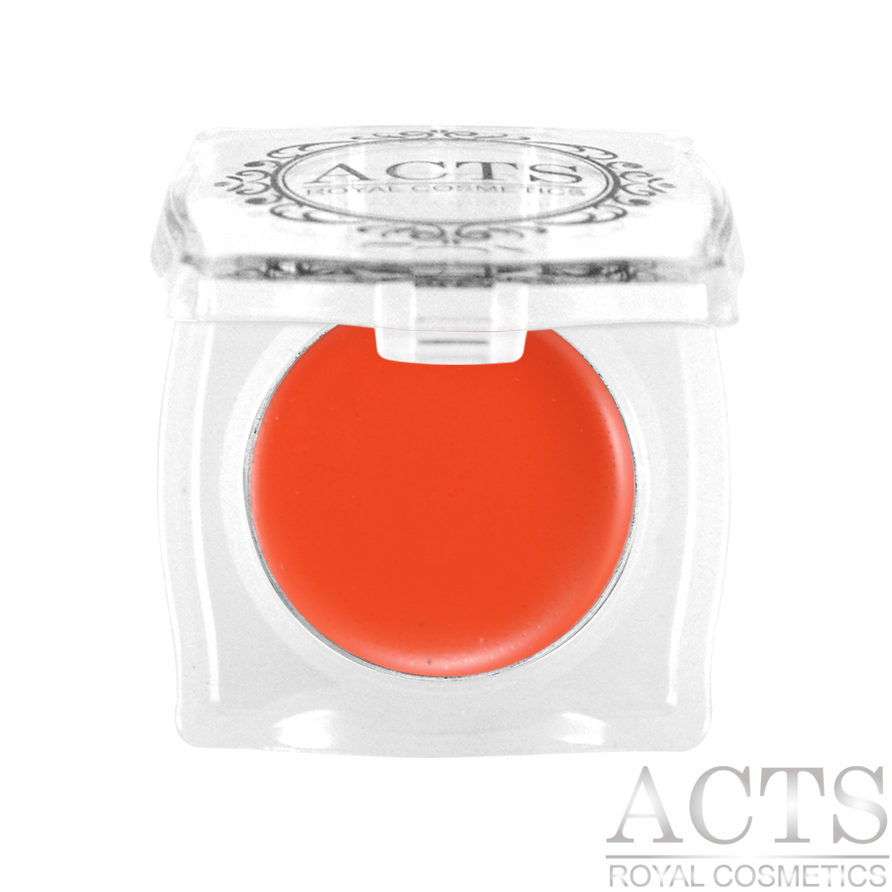 ACTS 維詩彩妝 高彩潤色唇彩 艷麗橘M206