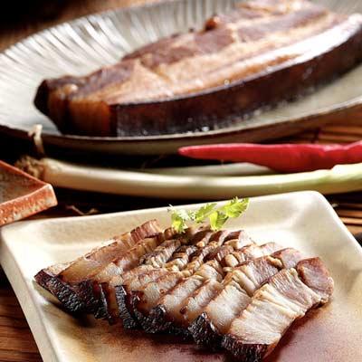 【南客】鹹豬肉(檸檬香茅x2組)