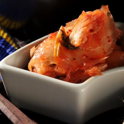 (任選)韓味不二 韓味道泡菜切片(700g/瓶)