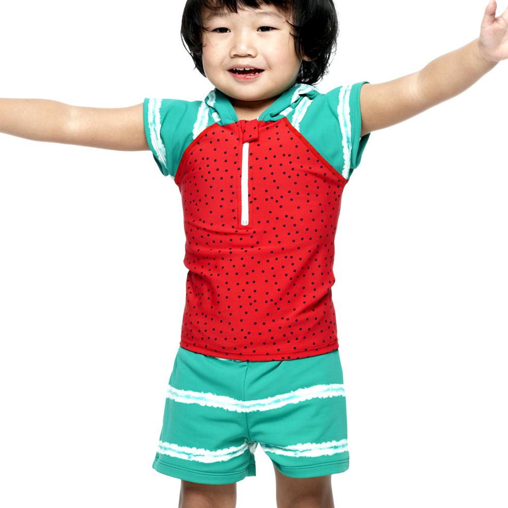 聖手牌 超可愛寶寶造型兩件式兒童泳裝