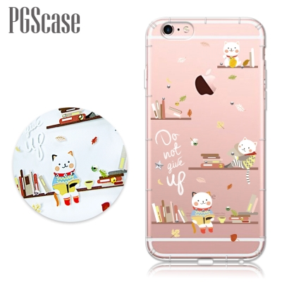 PGS iPhone 6s / 6 PLUS 5.5吋 奧地利彩鑽防摔手機鑽殼-...