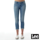 Lee 牛仔褲 329  低腰合身窄管牛仔褲/DC-女款-淺藍