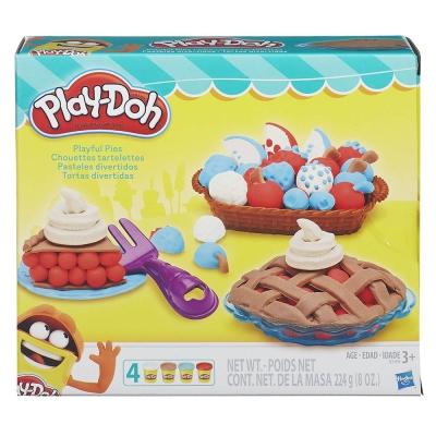 培樂多Play-Doh 創意DIY黏土歡樂派遊戲組 B3398