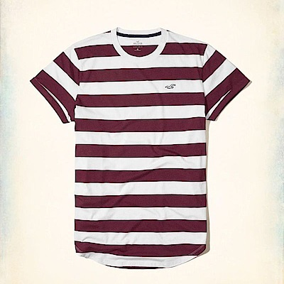 Hollister HCO  短袖 T恤 白色 0375