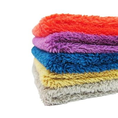 金獎 廚房快潔長絨擦巾 10入 顏色隨機