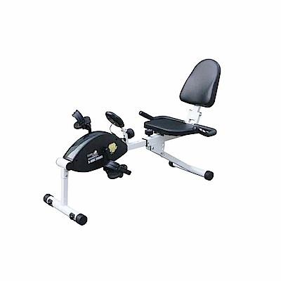 【 X-BIKE 晨昌】瘦腹機 坐臥式磁控健身車 台灣精品 29805 -黑色