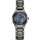 RADO雷達真我系列12星座時尚腕錶-巨蟹座(R27243912)-30mm