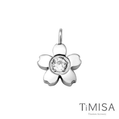 TiMISA 櫻花(S) 純鈦墜飾-共三色