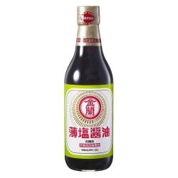 金蘭 薄鹽醬油(500ml)