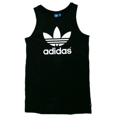 Adidas-TRF-TANK-DRESS-洋裝-女