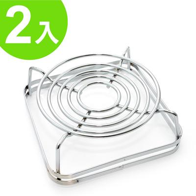 (2入)LTB神奇節能蓄熱瓦斯爐架-方型