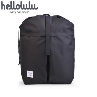 Hellolulu Jori大容量3 Ways後背包(L)-黑
