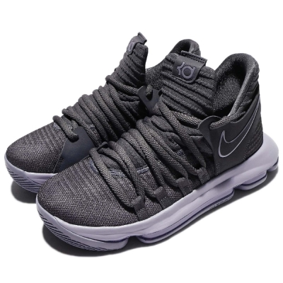 Nike 籃球鞋 Zoom KD10 GS 運動 女鞋