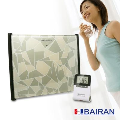 BAIRAN白朗紅外線BMI指數體重計FBMI-A27